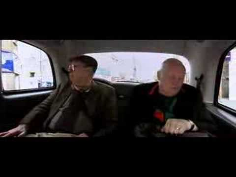 Racist Cabbie - Football Factory