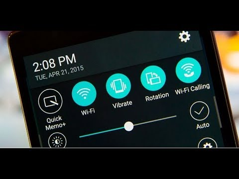 Setting up smart phone  Wifi Calling