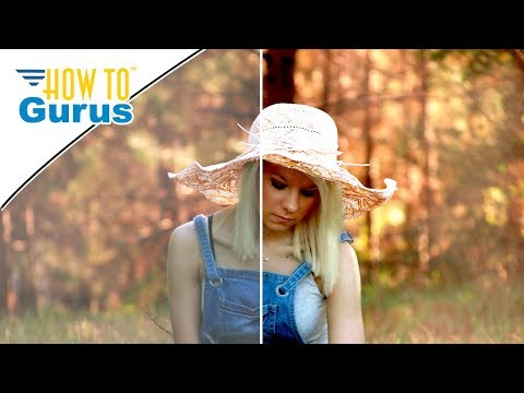 Photoshop for Beginners : How to Fix White Balance and Exposure in a Photo in CC 2018 CS6 CS5