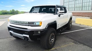 The Electric Hummer: Hands-On & Impressions!