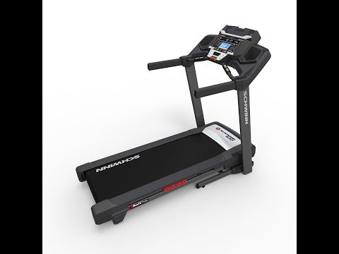 SCHWINN 830 TREADMILL Workout Machine - Equipment Unboxing Assembly Heritage Property Preservation