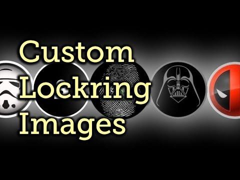 Customize Your Swipe-to-Unlock Bubble on the Lock Screen - Nexus 7 [How-To]