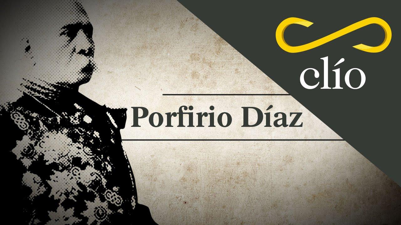 Minibiografía: Porfirio Díaz