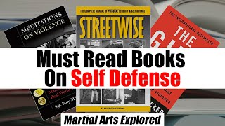 Best Books You Must Read On Self Defense • Martial Arts Explored