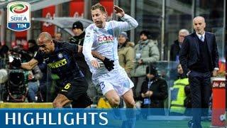 Inter - Chievo 3-1 - Highlights - Giornata 20 - Serie A TIM 2016/17