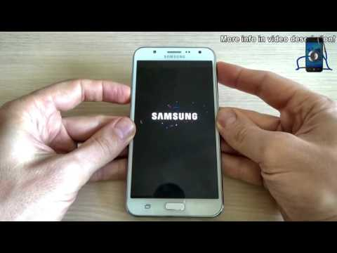 Enable OR Disable SAFE MODE On Samsung Galaxy J7