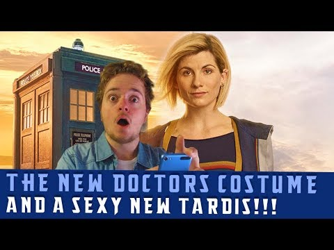13th Doctor's Costume & A New TARDIS Revealed!!! | WhoNews