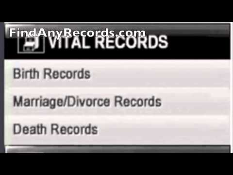 Public Court Records