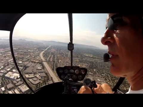 Flight 40, Helicopter Training PPL(H), PART 1, SOLO CROSS COUNTRY