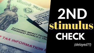 Second Stimulus Check Update 5/27 | In a MONTH or so?????