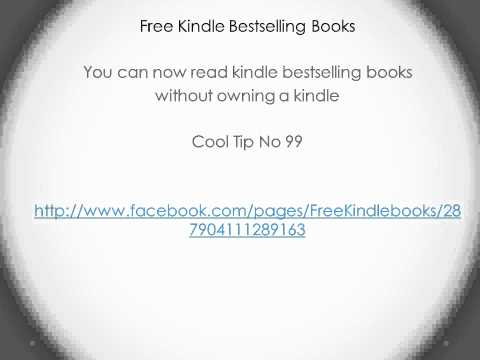 How To Get Free Books On Your Kindle (Video)- Cool tip no 99