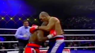 "Evander ""The real Deal"" Holyfield vs Nikolai ""The Russian Giant"" Valuev"