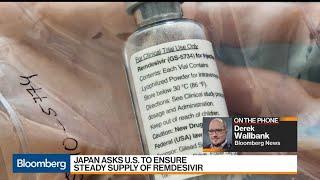 Japan Starts Special Approval Process of Remdesivir: NHK
