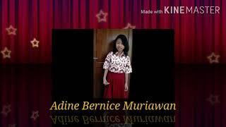 Try Everything (Adine Bernice Muriawan kelas 4A)