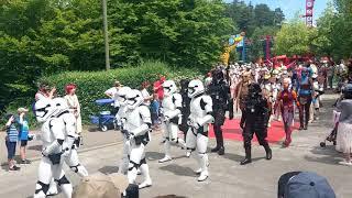 Star Wars Parade Legoland Günzburg 2018