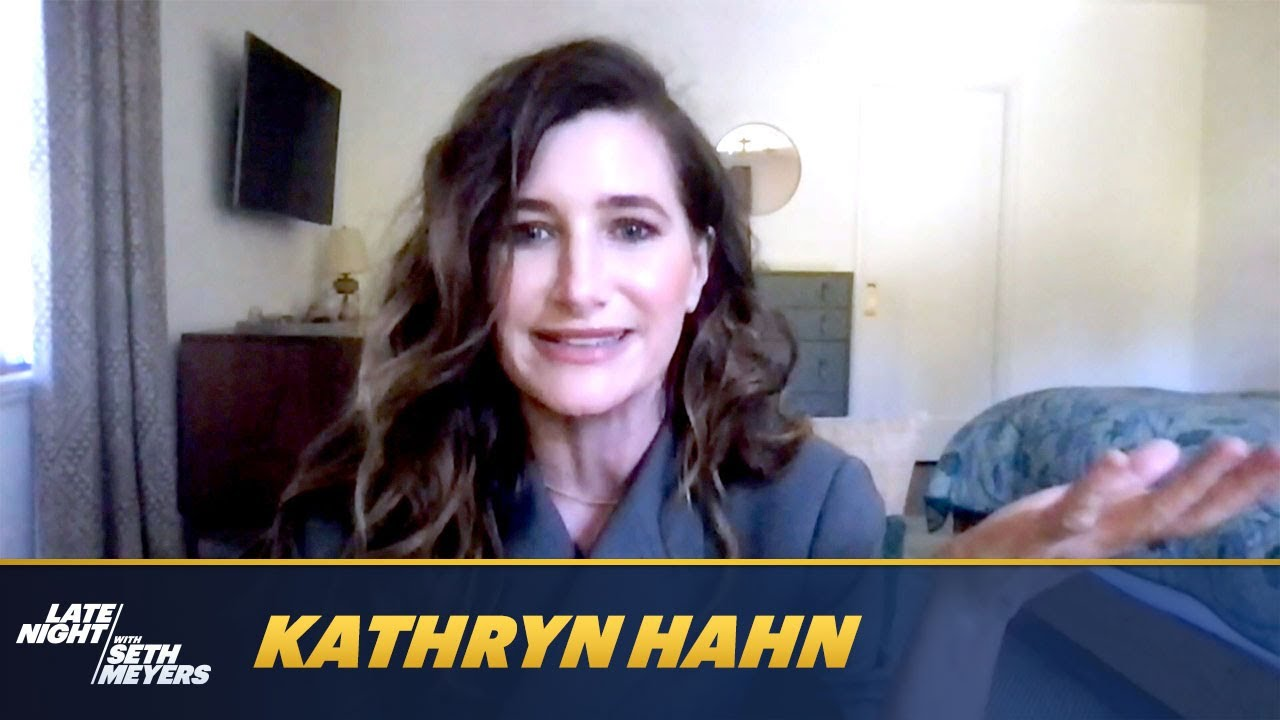 """Kathryn Hahn Reacts to WandaVision's """"Agatha All Along"""" Topping the iTunes Charts"""