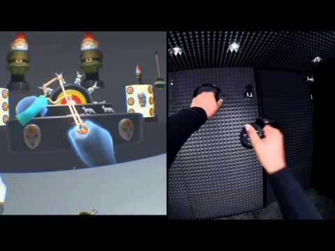 Toybox Demo for Oculus Touch - Inside Look