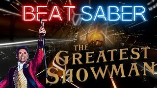 [beat saber] Panic! at the Disco - The Greatest Show (Expert) FC