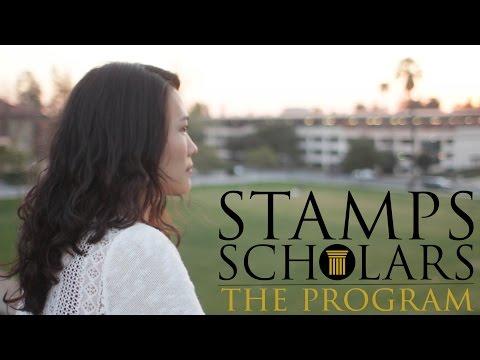 Stamps Scholars: The Program