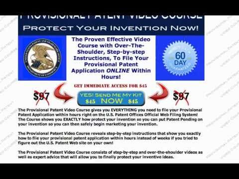 How to File a Provisional Patent Application. See Why Shark Tank Wants You to Get Patent Pending