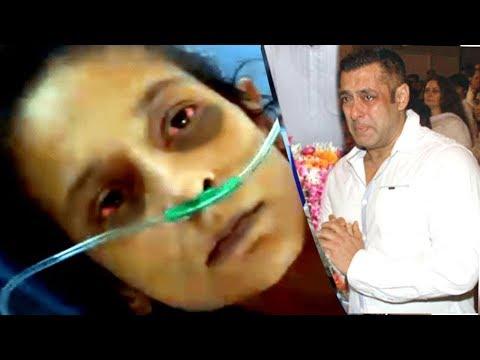 Emotional Salman Khan Breaks Down Seeing His Veergati Actress Pooja Dudwal's Condition & HELPS Her