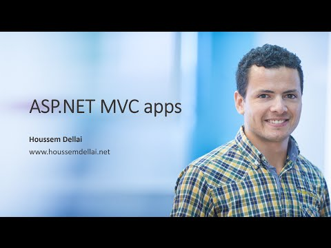 Implementing a sample employees directory by using ASP.NET MVC & Entity Framework [Arabic]
