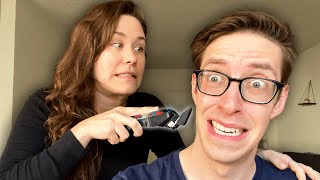 Our Girlfriends & Wives CUT Our Hair