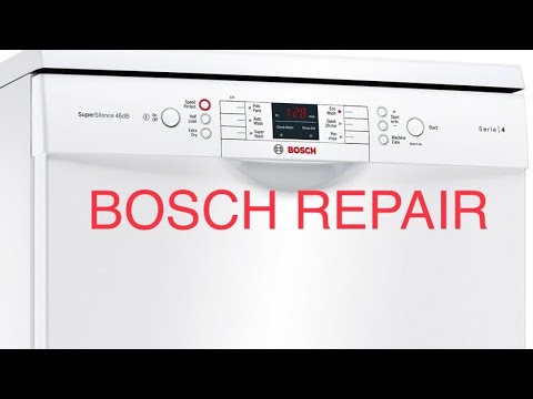 🌎 Bosch Dishwasher Cycle Keeps Going—(FIXED)