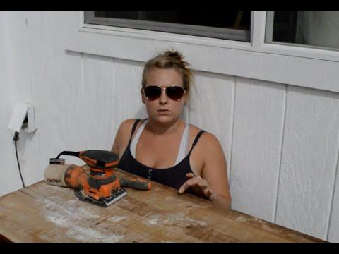 DIY: Remove Veneer Quick and Easy