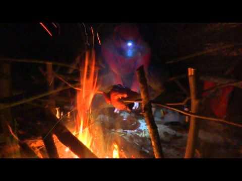 24hrs Winter Bushcraft