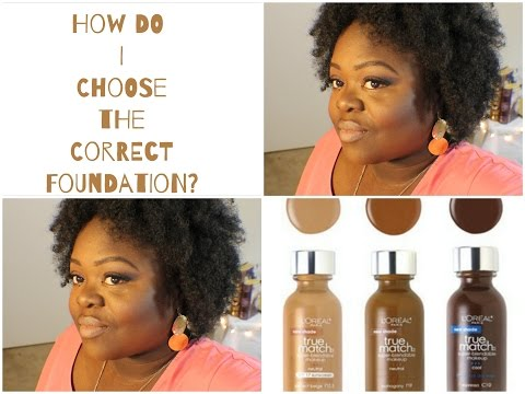 How to Choose the Right Foundation Shade {The Easy Way}