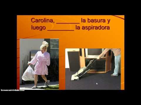 Informal commands in Spanish- Mandatos informales con tu