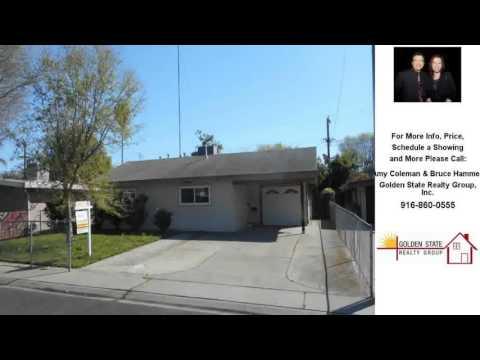 881 Casselman Dr, West Sacramento, CA Presented by Amy Coleman & Bruce Hammer.