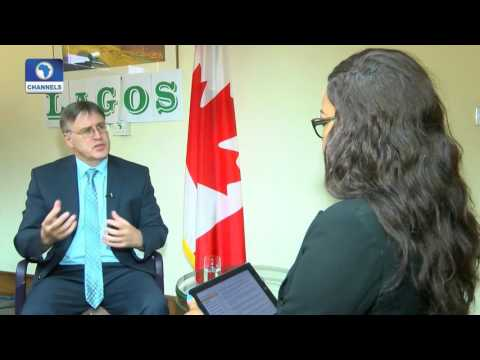 Diplomatic Channel Interviews Canadian High Commission To Nigeria Calderwood Pt 1