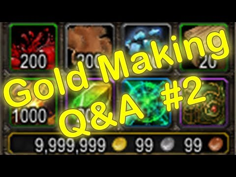 Easy Gold Making in WoW Legion 7.3.5 to Battle for Azeroth Discussion (World of Warcraft Gold Guide)