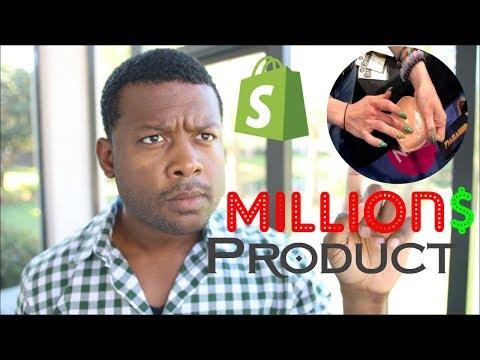 Shopify - Next Million Dollar Product