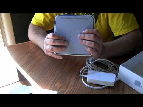 Apple airport extreme 5th generation review, setup, comparison