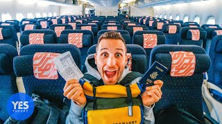 Traveling 10,000 Miles to Fulfill Subscriber's Dream