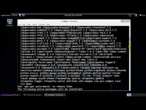 How to Install Software in Kali Linux