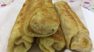 Chicken Roll Street style  - English subtitle | Chicken egg Roll | Ramadan SPECIAL recipe.