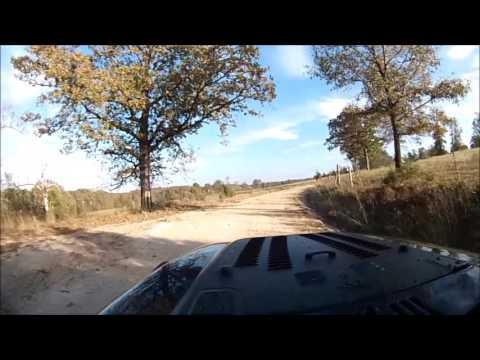 Fall Colors in the Ozarks Ride at Sandtown Ranch ~ Saturday ~ Part 6