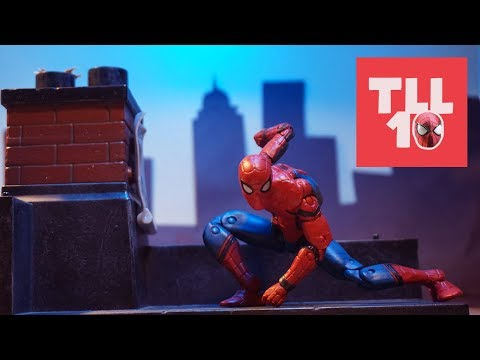 Spider-Man: Homecoming Stop-Motion Film