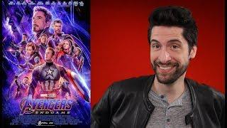 Avengers: Endgame - Movie Review
