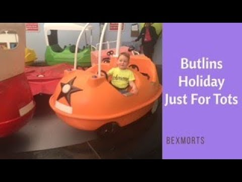 Our Family Holiday to Butlins   Just For Tots