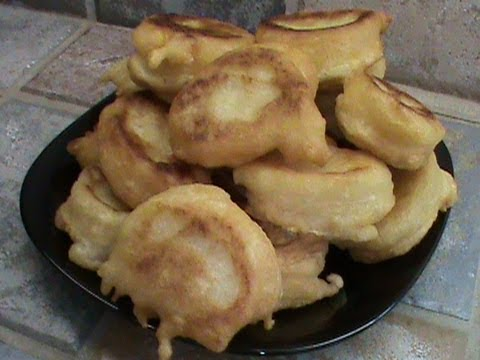 Little Deep-Fried Biscuits