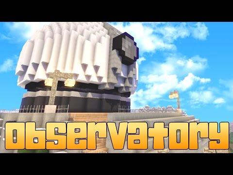 OBSERVATORY | Minecraft