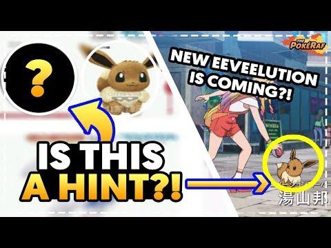 NEW EEVEELUTION CONFIRMED?! FLYING TYPE EEVEELUTION?! - Pokémon the Movie 2018 - Everyone's Story!