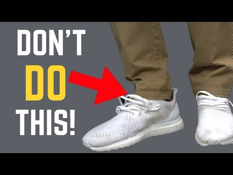 How to Match Your Sneakers To Your Outfit