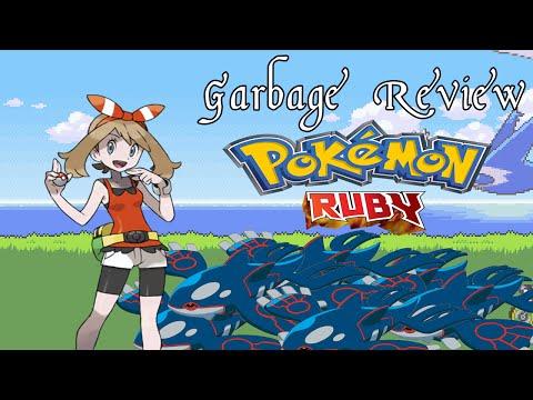 A Ridiculous Recap Of Pokemon Ruby