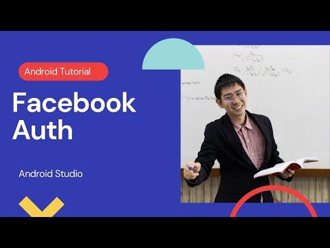 Facebook Authentication using Firebase Android Studio Tutorial